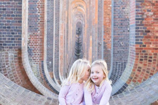 Fun in the arches