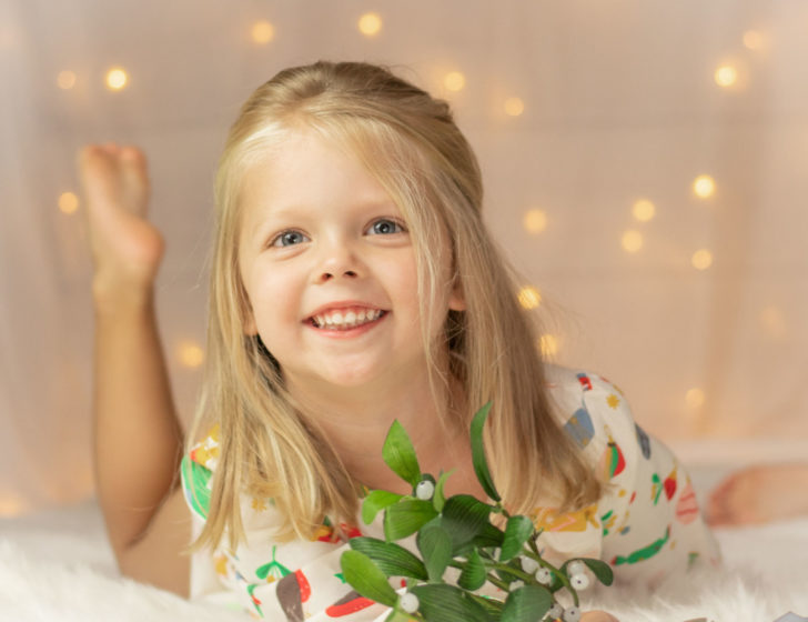 Children's Christmas Mini Photo Shoots in Haywards Heath